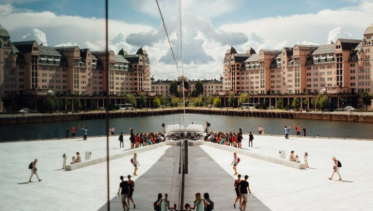 Oslo takes bold steps to reduce air pollution, improve livability